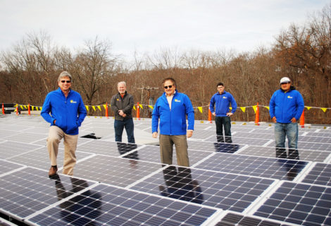 Solar for Synagogues: Temple Israel of Northern Westchester Receives $0 Electric Bills!