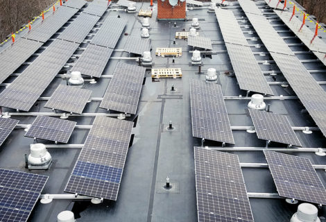 Solar is the smart choice for businesses of all sizes, from global to local