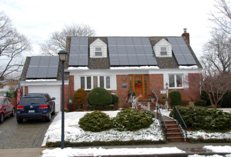 Baby, It's Cold Outside… But, I Can Still Go Solar!