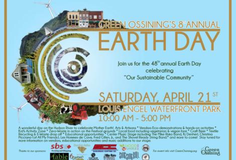 Green Ossining 8th Annual Earth Day Festival