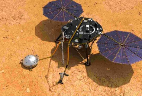 Solar Power on Mars!