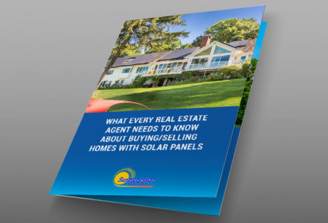 What Every Real Estate Agent Needs to Know About Buying and Selling a Home with Solar Panels
