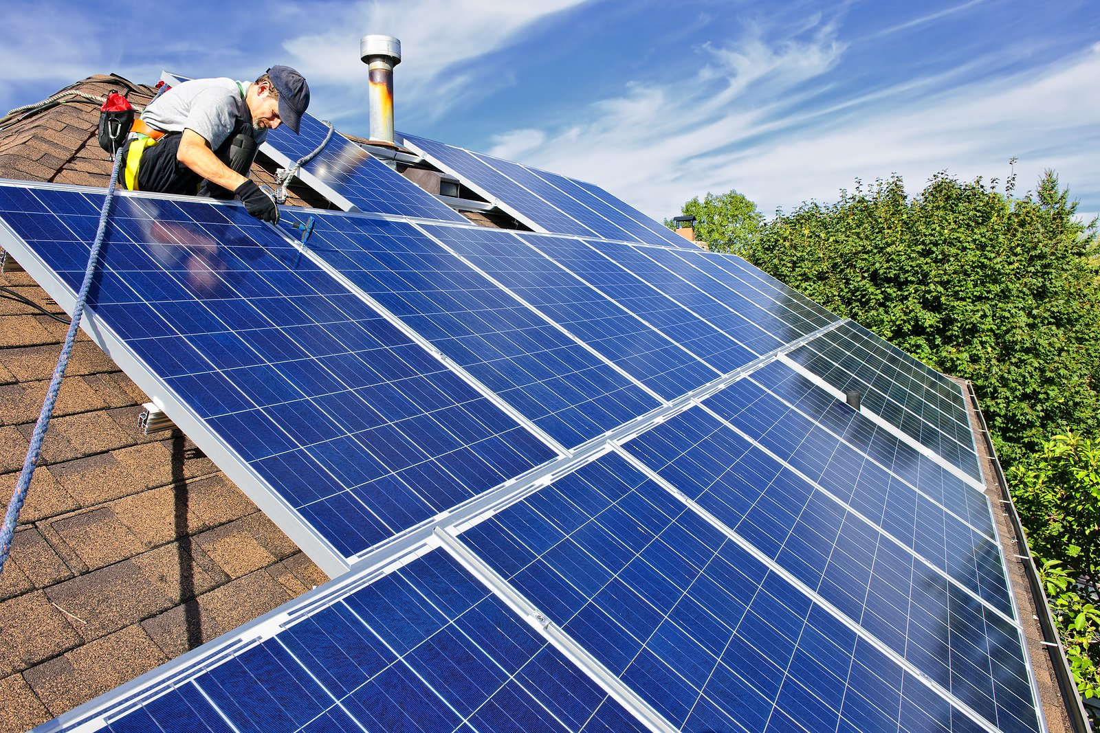 U.S. Solar Installations Top Two Million and Expected to Double By 2023