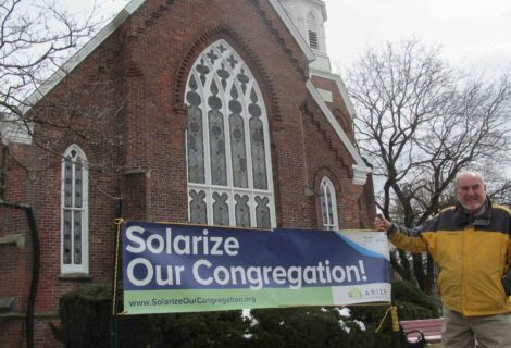 Solarize our Congregation Information Session